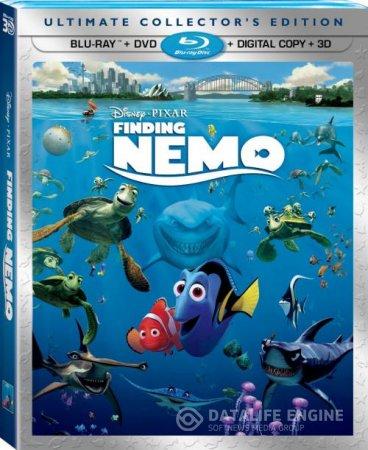 Finding Nemo / Търсенето на Немо (2003)