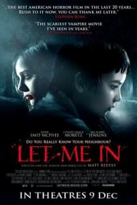 Let Me In Пусни ме вътре (2010)