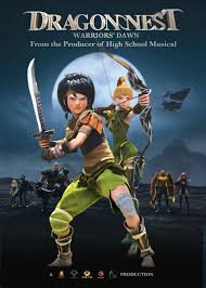 Dragon Nest: Warriors' Dawn Леговището на дракона: Зората на война (2014)