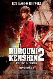 Rurouni Kenshin: Kyoto Inferno / Скитникът Кеншин: Големия пожар в Киото (2014)