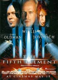 The Fifth Element / Петият Елемент (1997)
