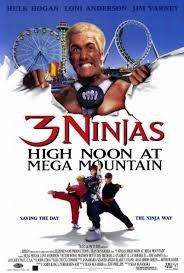 3 Ninjas / Три нинджи (1992)