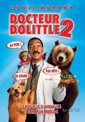 Dr.Dolittle / Доктор Дулитъл 2 (2001)