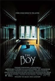 The Boy / Момчето (2016)