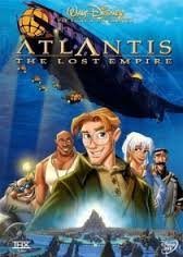 Atlantis The Lost Empire / Атлантида Изгубената империя (2001)