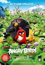 Angry Birds / Angry Birds: Филмът (2016)
