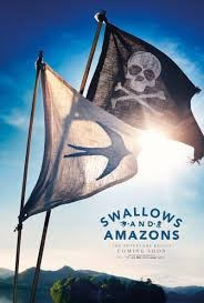 Swallows and Amazons / Лястовици и амазонки (2016)