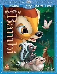 Bambi / Бамби (1942)