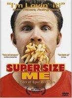"""Super Size Me / Порция """"Гигант"""" (2004)"""