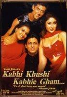 Kabhi Khushi Kabhie Gham / Понякога щастие, понякога тъга (2001)