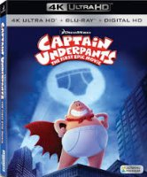 Captain Underpants The First Epic Movie / Капитан Долни гащи (2017)