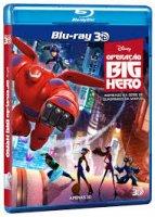 Big Hero 6 / Героичната шесторка (2014)