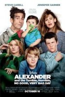 Alexander and the Terrible, Horrible, No Good, Very Bad Day / Александър и безкрайно лошия ден (2014)
