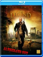 I Am Legend / Аз съм легенда (2007)