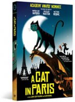 A Cat in Paris / Une vie de chat / Котка в Париж (2010)