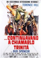 Continuavano a chiamarlo Trinita / Trinity Is STILL My Name / Все още ме наричат Света Троица (1971)