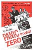 Panic in Year Zero! / Паника в година Нула (1962)