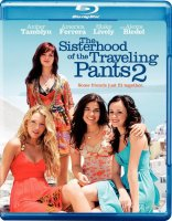 THE SISTERHOOD OF THE TRAVELING PANTS 2 / ЖЕНСКО БРАТСТВО 2 (2008)