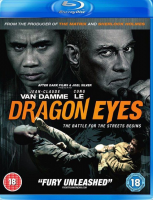Dragon Eyes / Драконови очи (2012)