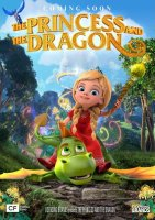 The Princess and the Dragon / Принцесата и Дракона (2018)