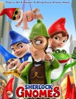 Sherlock Gnomes / Шерлок Гномс (2018)