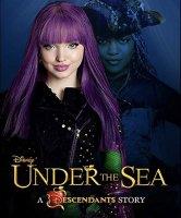"""Under the Sea: A Descendants Short Story / В морския свят: Кратка история от """"Наследниците"""" (2018)"""
