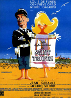 Le Gendarme De St. Tropez / The Troops of St. Tropez / Полицаят от Сен Тропе (1964)